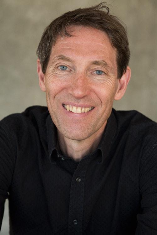 Studenterpræst Nicolai Halvorsen